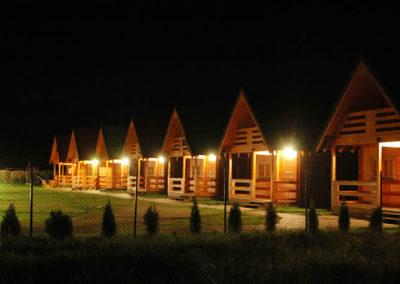 MAKS. Domki letniskowe nad morzem, Bobolin- Dąbki